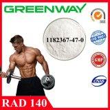 Pharmazeutisches chemisches Sarms Puder Sarms Rad-140 für Bodybuilding-Ergänzung