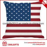 Un'abitudine dei 2017 commerci all'ingrosso ha stampato i coperchi di tela del cuscino dell'ammortizzatore del cotone decorativo