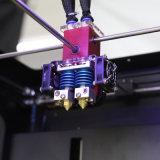 Industria Creatbot Dx de la alta precisión más la impresora del formato grande 3D