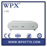 Gateway residencial 1000Mbps FTTH WiFi Gpon ONU da estrada da fibra