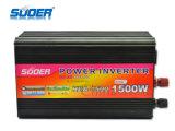 Suoer 1500W 12V à onda de seno modificada 220V fora do inversor da potência da grade (HAD-1500C)