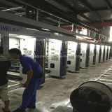 Auto máquina de impressão 150m/Min do Rotogravure do registo de cor