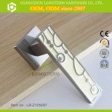 Hardware in lega di zinco della maniglia di leva del portello del mortasare di vendita calda elegante