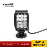 """una barra chiara di 4 """" 36W LED per il camion fuori strada"""