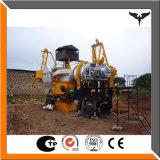 60t/H小さいアスファルト混合プラント、適当な道路工事の移動式アスファルト混合プラント