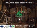 酪農場のミルク処理の満ちるプラント