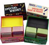Aprendizaje de los juegos de tarjeta Tarjeta-Educativos de los juegos de mesa para los Preschoolers