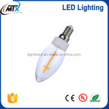LEDの球根のdimmableホーム装飾の照明のためにレトロ暖かい白E27 220Vの球根