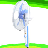 AC/DC 5 Blade 18 Inches AC 12V gelijkstroom Stand Fan (Sb-s5-DC18D)