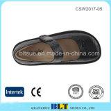 Ботинки Clogs оптовой резиновый высоты Outsole увеличивая для женщин