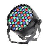 Neuer 54X3w RGBW LED NENNWERT für Beleuchtung des Stadiums-DMX512