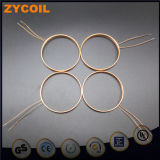 Bobina aislada de bobina electromagnética de cobre para el juguete
