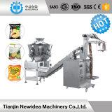 Machine à emballer de frites et de casse-croûte de coût bas de K398EL petite