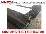Изготовление платформы стальной структуры горячего DIP гальванизированное