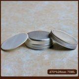 алюминиевые чонсервные банкы 70ml с крышками винта