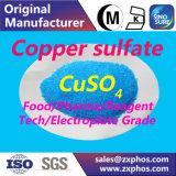 Qualité de sulfate de cuivre de CuSo4.5H2O