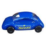 Carro inflável do brinquedo, material Eco-Friendly, apropriado para promoções
