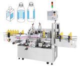 Máquina de etiquetas adesivas da etiqueta do frasco da forma redonda