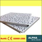 Clip de Preforated suspendu par aluminium de plafond en métal dans le plafond