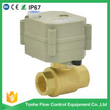 """1/2 """" 스테인리스 전기 통제 공 벨브 (T15-S2-B)"""