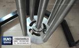 最上質の高いせん断のLiquipのための油圧持ち上がる乳化剤のミキサー