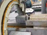 Macchinario romano elaborante automatico di taglio della pietra della scanalatura della colonna