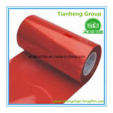 Pellicola rigida rossa del PVC per il ridurre in pani e capsula che imballa Virgin 100%