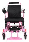 Le fauteuil roulant électrique se pliant le meilleur marché de pouvoir pour les handicapés