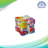 Cubo anti vendedor caliente de la tensión del cubo mágico mágico del cubo de la persona agitada del juguete colorido del cubo