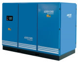 Compresor de dos fases industrial del tornillo de aire de la refrigeración por agua (KE132-8II)
