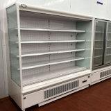 Kompressor-Kühlvorrichtung-Nacjbarschaftsladen-geöffneten vorderen Kühlraum anschließen