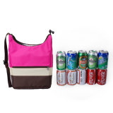 Piccolo sacchetto congelabile del dispositivo di raffreddamento del di alluminio del pranzo del Tote delle ragazze di Packit