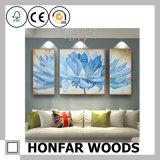 ホーム装飾のためのほんの少しの木製フレームが付いている景色の芸術の絵画