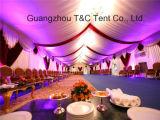 Luxuxim freienHochzeitsfest-Zelte mit Futter-Vorhang-Dekoration-Stuhl-Tisch