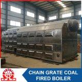 Chaudière à vapeur allumée par charbon horizontal de grille de la chaîne 35t/H-1.25MPa-Aii à vendre