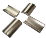 Magnete permanente del boro del ferro del neodimio N35, magnete del motore