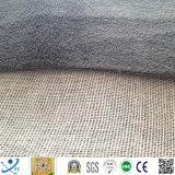 Plain Super suave pelo corto Tejido de terciopelo cepillado para sofá, juguetes y tapicería