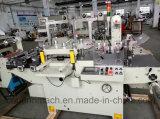 、ラベルGuillotining追跡するの光電目自動自己接着ラベルの型抜き機械