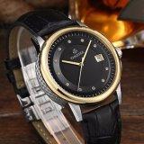 De Luxe Automatische Watch72352 van de AchterMensen van het Roestvrij staal van de manier