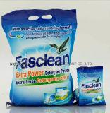 Pó extra elevado do detergente da potência de Quanlity 50g Fasclean