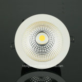 TRIAC, 0-10V, diodo emissor de luz Recessed Dimmable Downlight da ESPIGA 30W de Dali