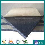 Isolation thermique de imperméabilisation de mousse de l'assise XPE de plancher de professionnel