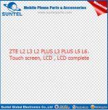 Горячее надувательство передвижной экран LCD и касания для Zte L2 L3 L2 плюс L3 плюс L5 L6