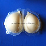 Freier Blasen-Verpackungs-Kasten für Büstenhalter-Plastikverpackungs-Kasten für Hochzeits-Büstenhalter-freier Raum Belüftung-Blasen-Verpackungs-Kasten