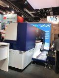 Impresora de inyección de tinta de velocidad rápida rápida Reggiani para la impresión de papel recubierta anti-encrespado de la sublimación 45GSM de la sequedad rápida en poliester 100%