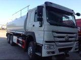 Caminhão de petroleiro do combustível de Sinotruk HOWO 6X4 20cbm
