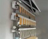 주문을 받아서 만들어진 Pinting 원격 제어 철회 가능한 호텔 안뜰 닫집 차일