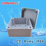 Водоустойчивая и пылезащитная коробка PVC для электрической индустрии