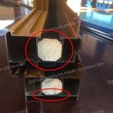 Material de aislante para la ventana de aluminio