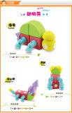 Paradise01 magnético--Juguetes educativos del bloque de bloque hueco del juguete magnético de la construcción